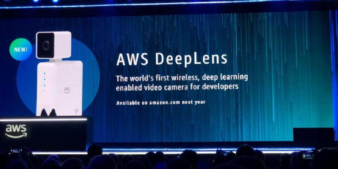 Machine Learning. Da Amazon la prima videocamera con deep learning incorporato