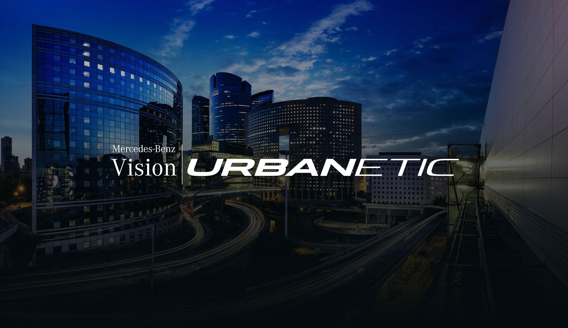 Scenari. Vision Urbanetic, la mobilità secondo Daimler